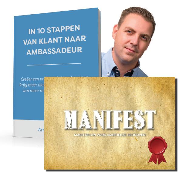 Masterplan-sessie + Boek + Manifest Combideal